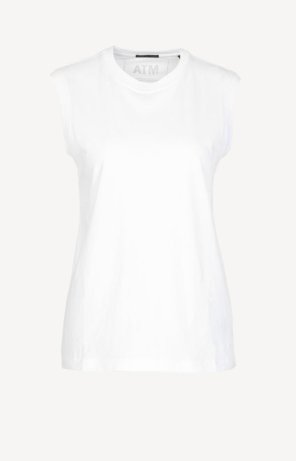 Top Classic Boy Tee S/L in WeißAnthony Thomas Melillo - Anita Hass
