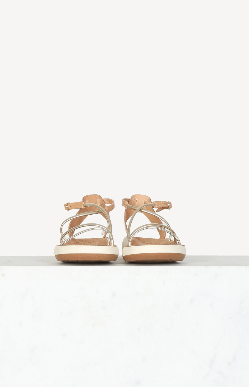 Sandalen Anastasia Comfort in NaturalAncient Greek Sandals - Anita Hass