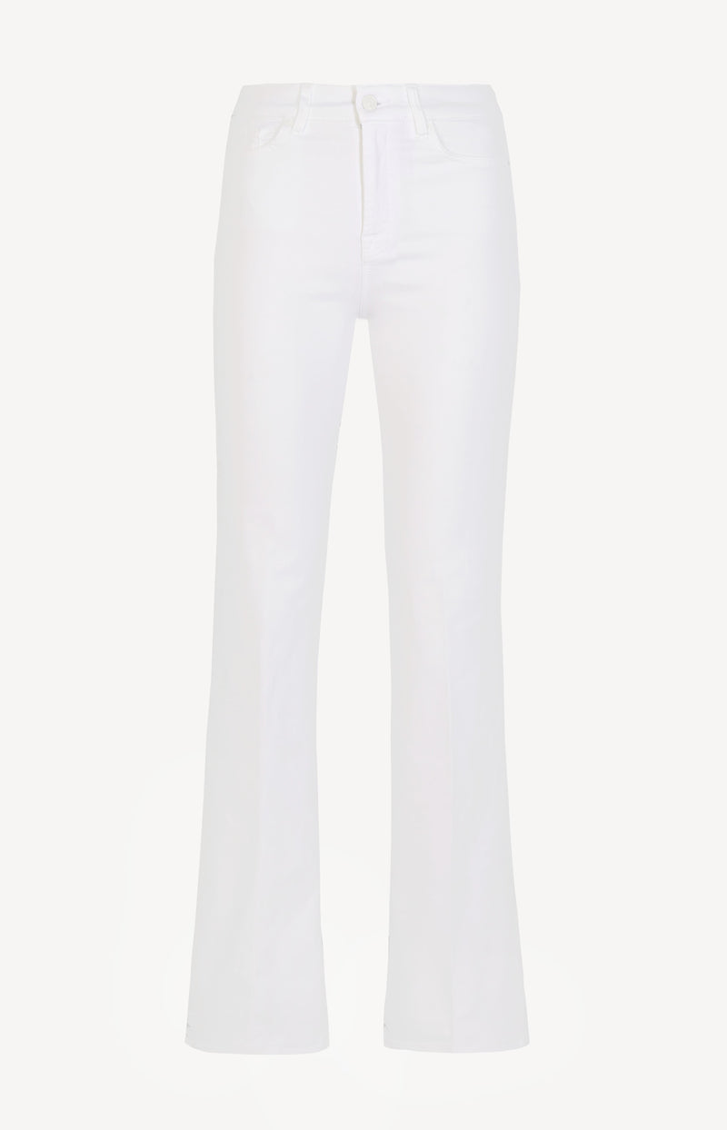 Jeans Lisha Slim Illusion in Weiß7 For All Mankind - Anita Hass