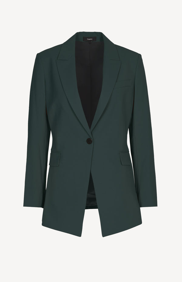 Blazer Etiennette in Evergreen