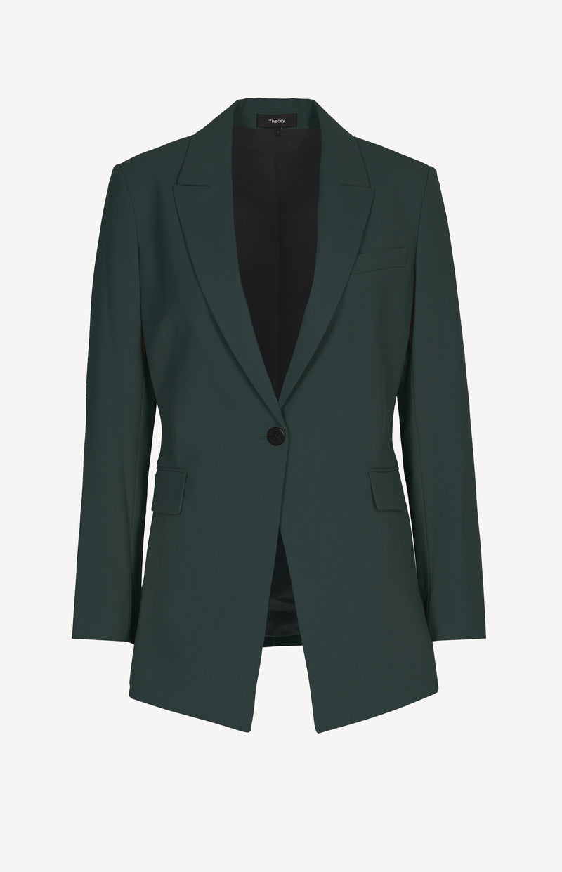 Blazer Etiennette in EvergreenTheory - Anita Hass