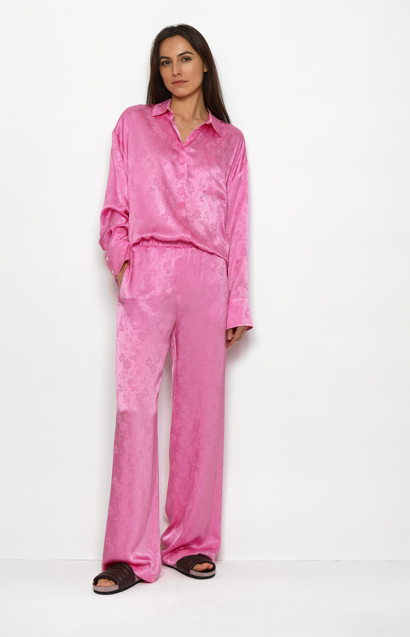 Florale Bluse in PinkMSGM - Anita Hass