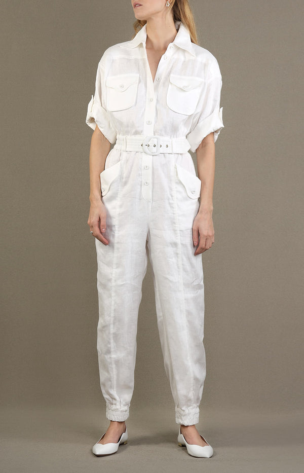 Boilersuit Super Eight in IvoryZimmermann - Anita Hass