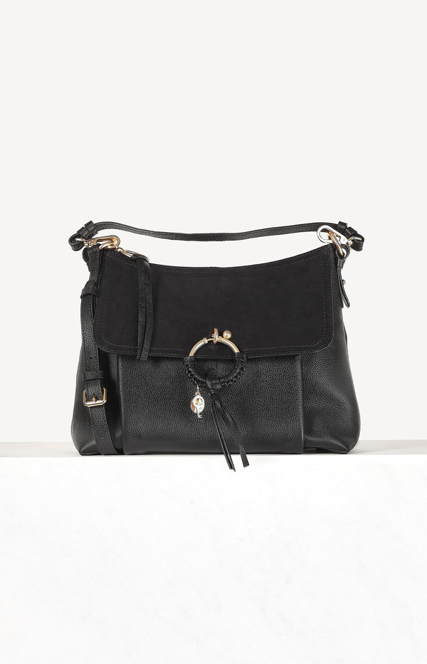 Tasche Joan Large in SchwarzSee by Chloé - Anita Hass