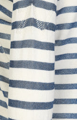 Pullover Miss Stripes in Toil/BlauZadig & Voltaire - Anita Hass
