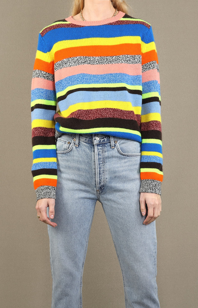Pullover Anni Stripe in MultiChinti and Parker - Anita Hass