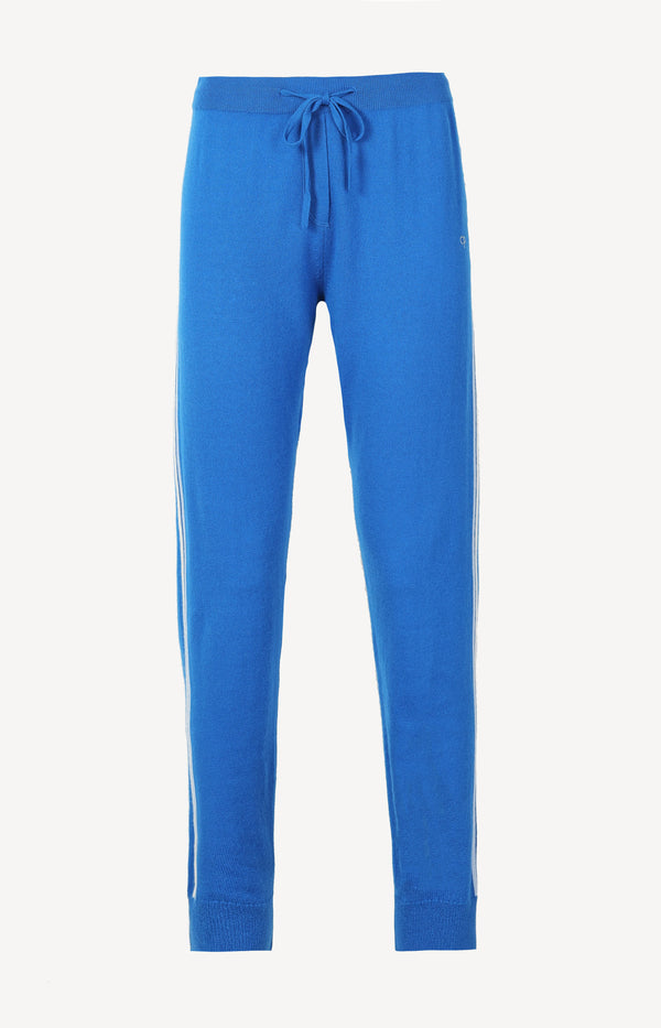 Kaschmirhose Ciao in Royal Blue
