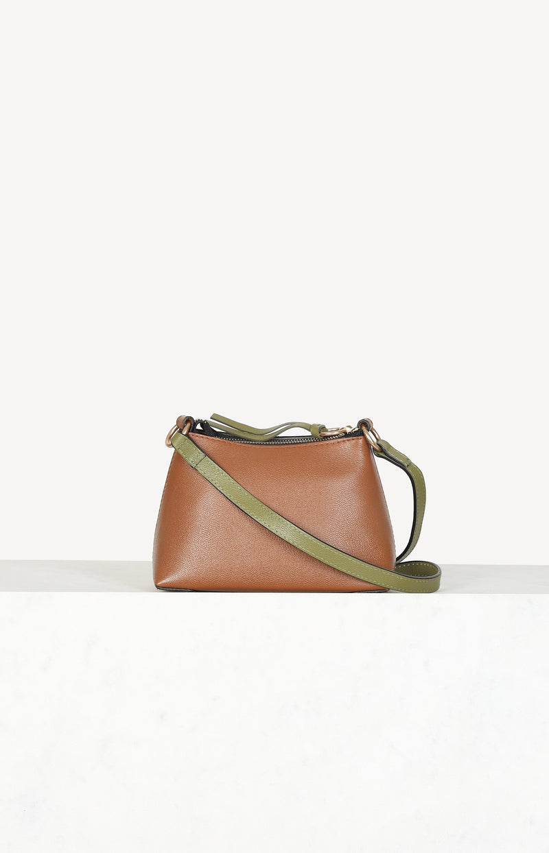 Tasche Joan Mini in Caramello/OlivSee by Chloé - Anita Hass