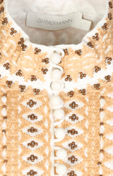 Bluse Brighton Beaded in IvoryZimmermann - Anita Hass