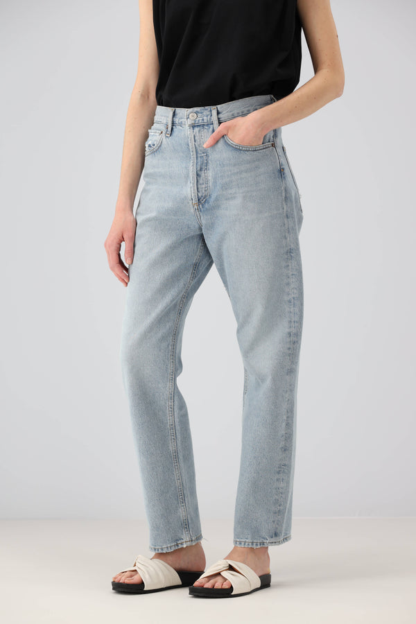 Jeans 90's Mid Rise in SnapshotAgolde - Anita Hass