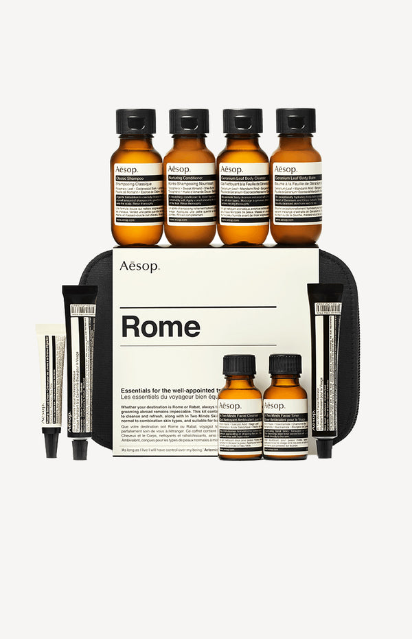 Rome City Kit CombinationAesop - Anita Hass
