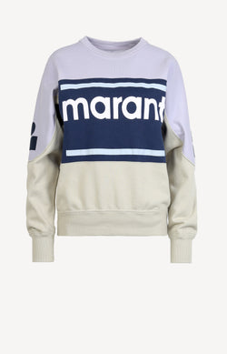 Pullover Gallian Light BlueIsabel Marant Étoile - Anita Hass