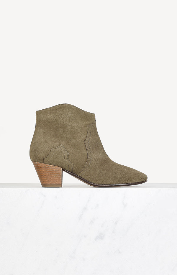 Dicker Boots in TaupeIsabel Marant Étoile - Anita Hass