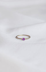 Ring B-Day February: AmethystMargova - Anita Hass