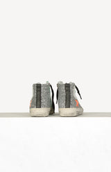 Sneaker Slide in AquamarineGolden Goose - Anita Hass