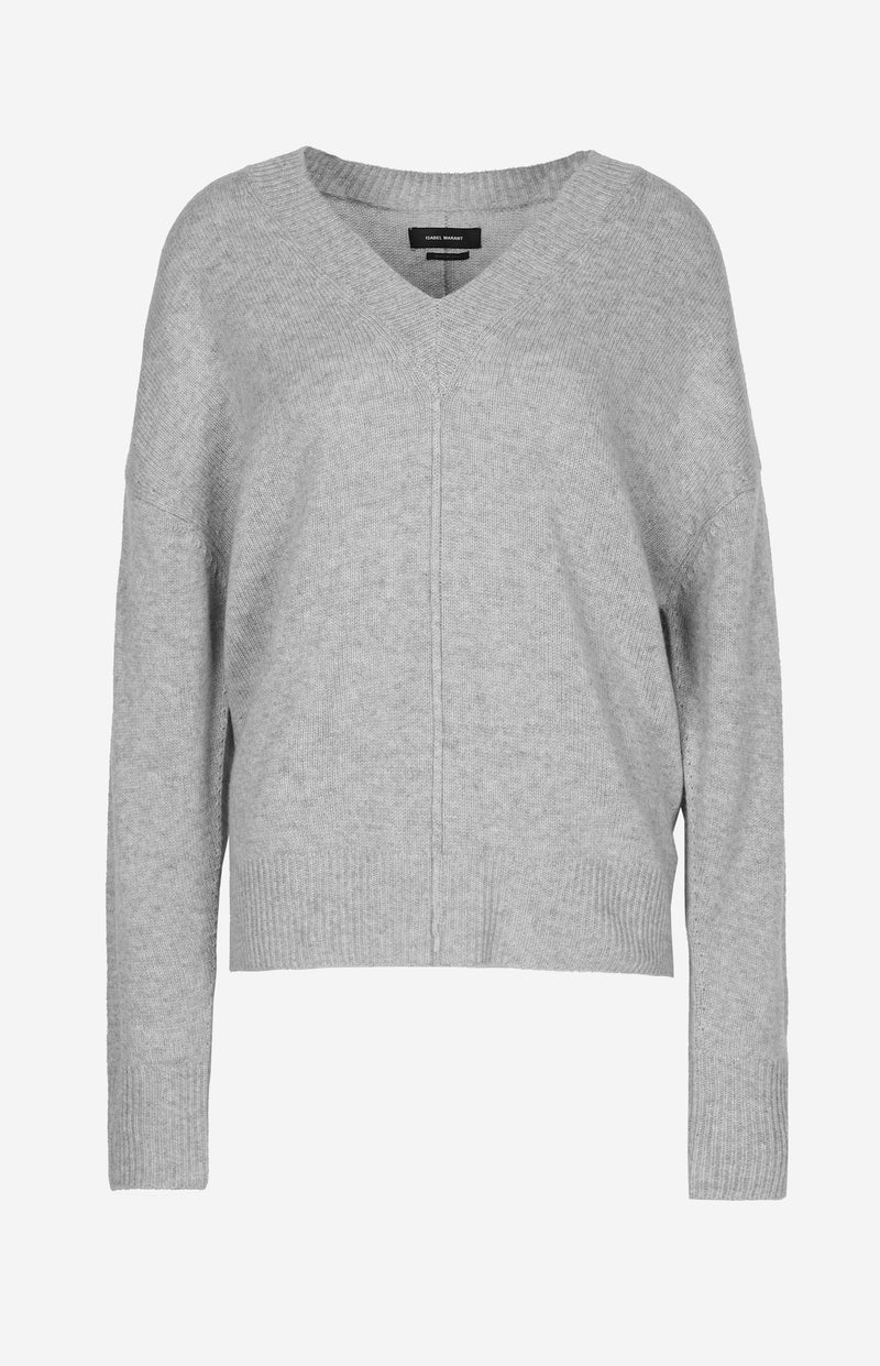 Pullover Amy in GrauIsabel Marant - Anita Hass