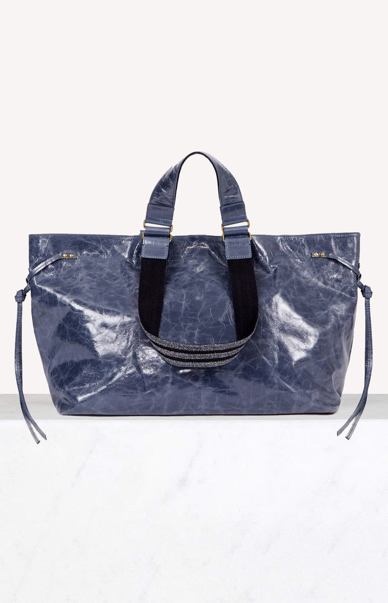 Tasche Wardy New in Greyish BlueIsabel Marant - Anita Hass