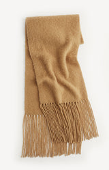 Brushed Knit Schal in CamelJoseph - Anita Hass