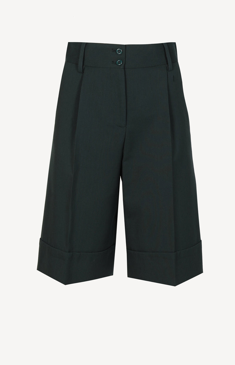 Midi-Shorts in Lightless GreenSee by Chloé - Anita Hass