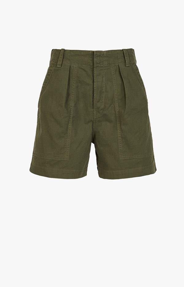 Cassidy Pleat Pocket Shorts LaurelCitizens of Humanity - Anita Hass