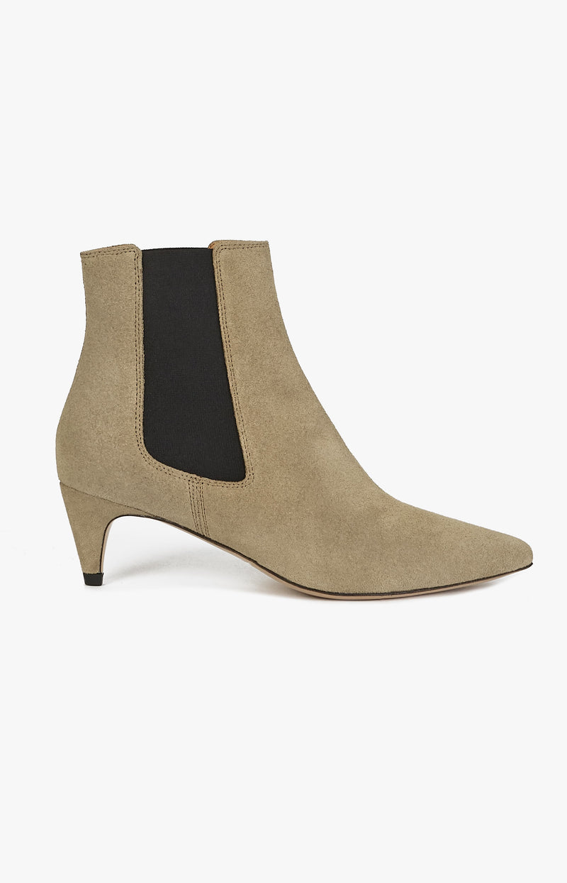 Boots Detty TaupeIsabel Marant - Anita Hass