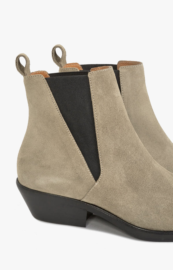 Boots Drenky TaupeIsabel Marant - Anita Hass