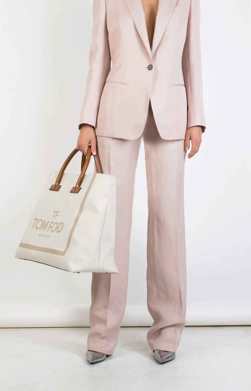 Shopping-Bag Day Beige/CognacTom Ford - Anita Hass