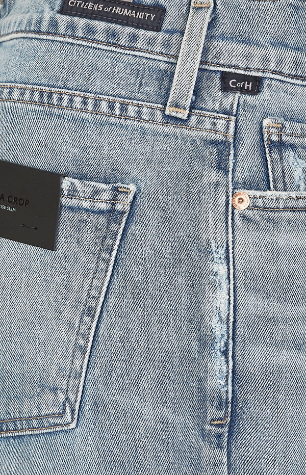 Jeans Olivia Crop RenewCitizens of Humanity - Anita Hass