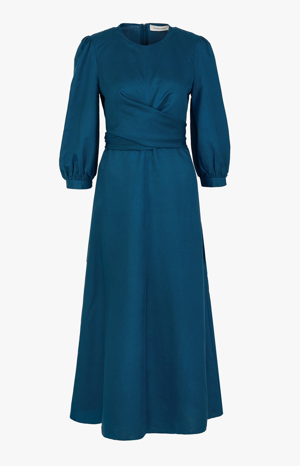 Kleid Moncur Empire TealZimmermann - Anita Hass