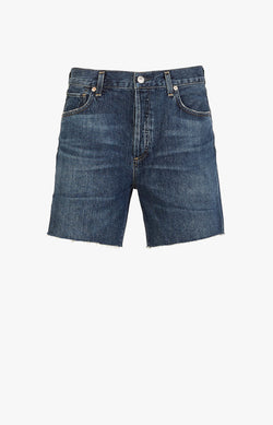 Bailey Loose Fit Shorts Blue RoseCitizens of Humanity - Anita Hass