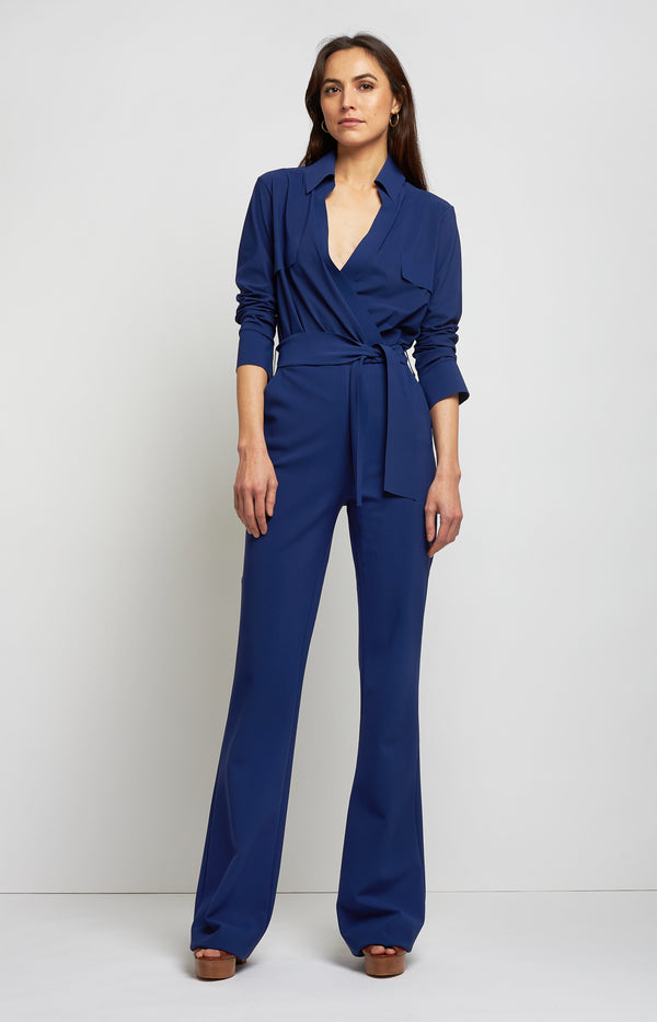 Jumpsuit Tierra in Iris