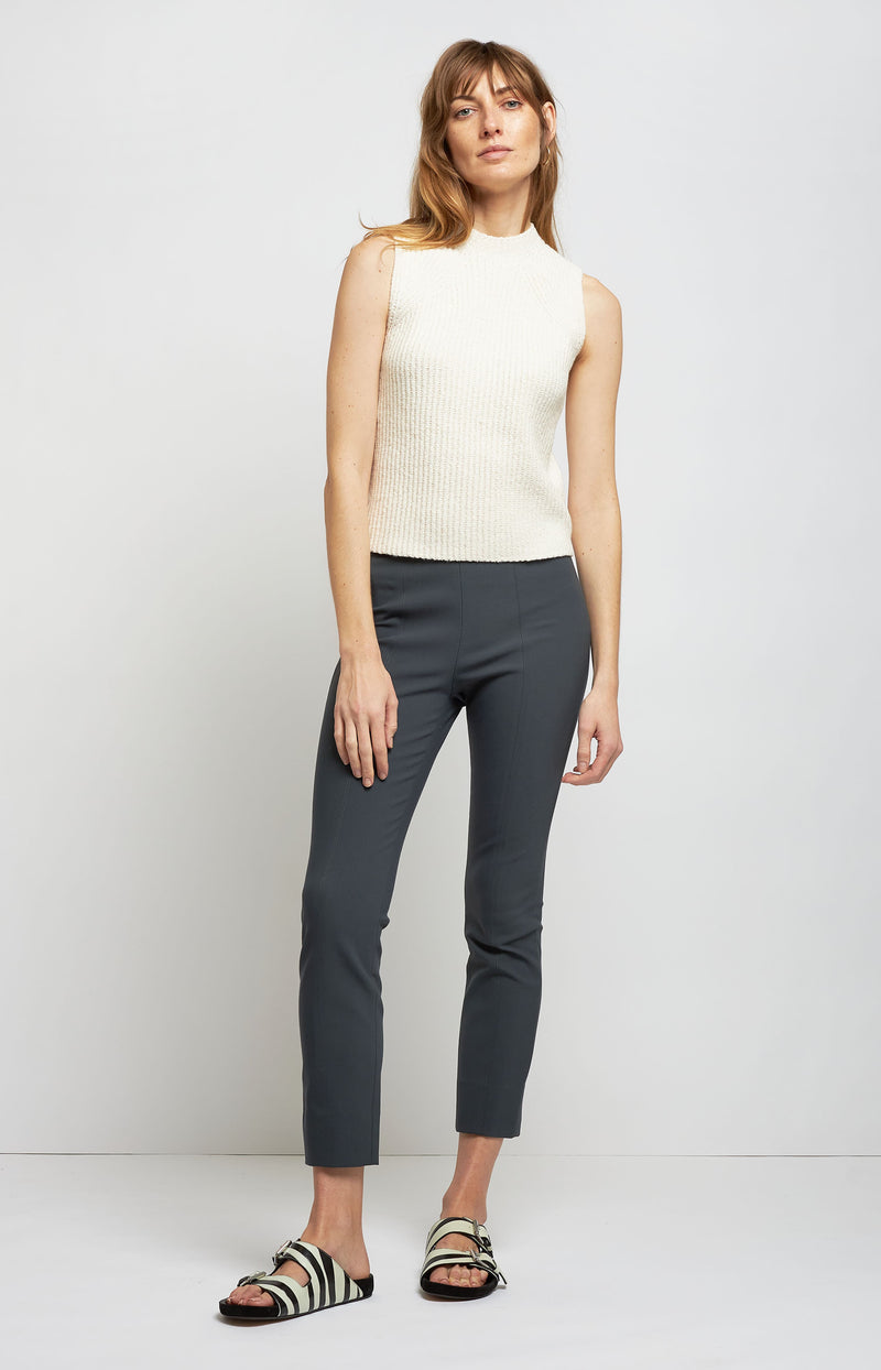 Leggings Stitch Front in Dark GreyVince - Anita Hass