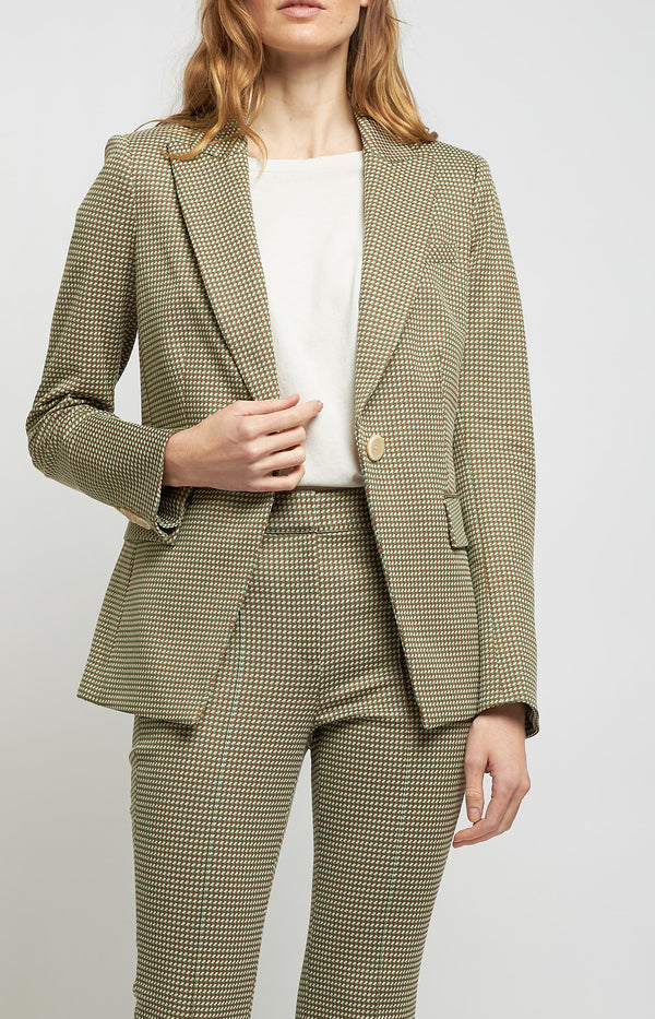 Blazer Zeni in MultiVeronica Beard - Anita Hass