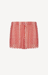Shorts Petzi in Beachstripe Watermelon DenseLala Berlin - Anita Hass