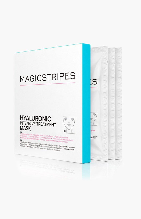 Box Hyaluronic Intensive Treatment MaskMAGICSTRIPES - Anita Hass