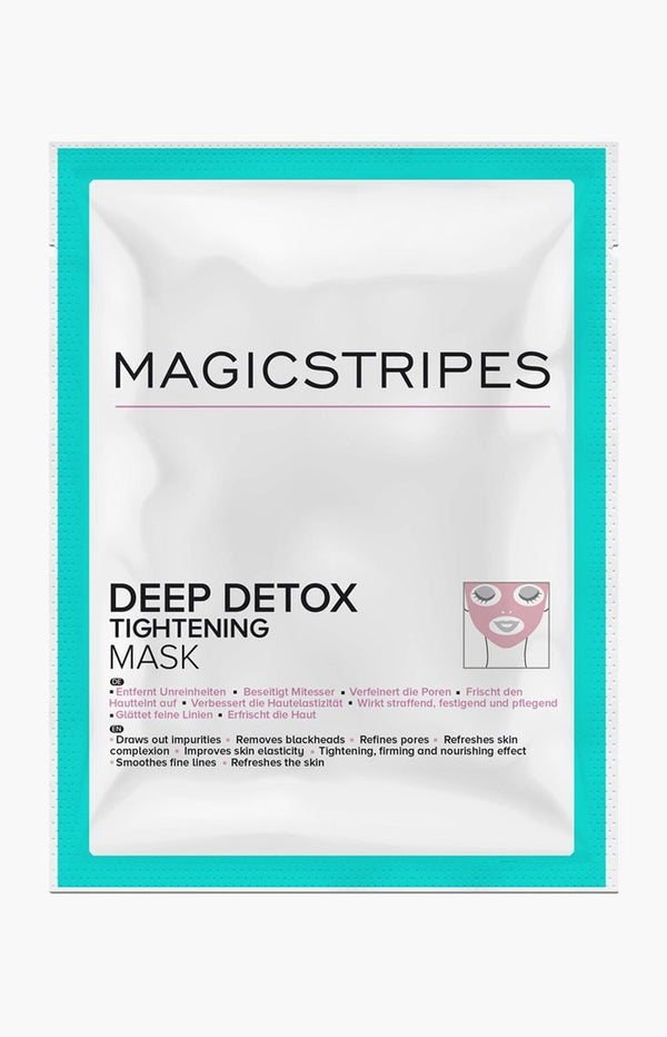 Deep Detox Tightening Mask SachetMAGICSTRIPES - Anita Hass