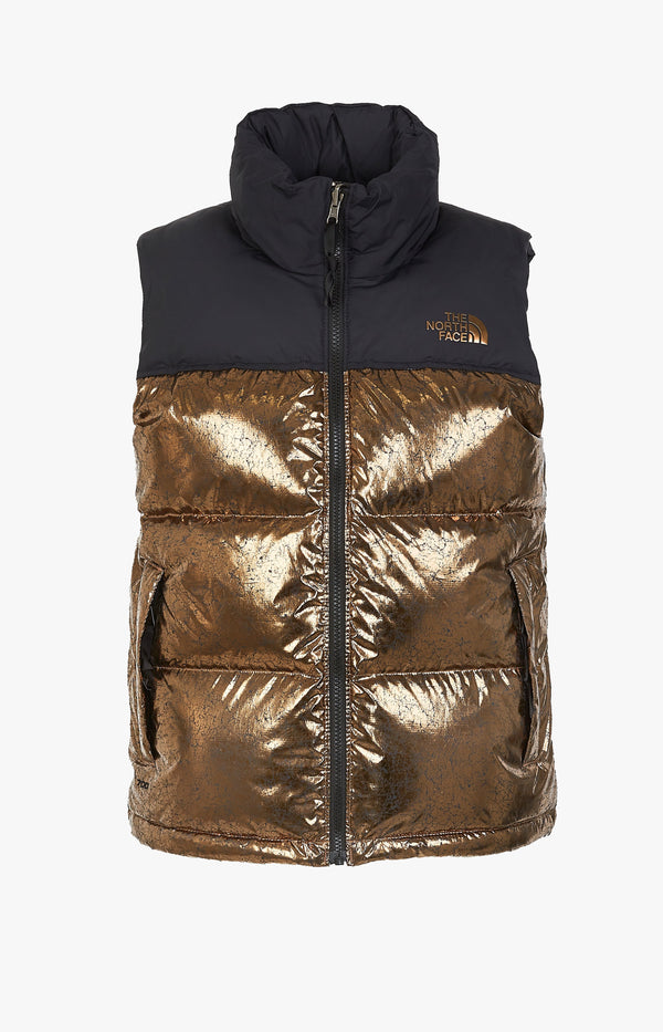Weste Nuptse Metallic CopperThe North Face - Anita Hass