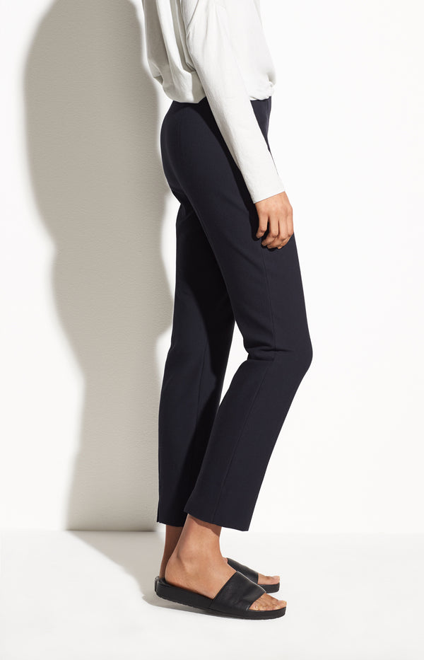 Stitch Front Seam Leggings in Cobalt BlueVince - Anita Hass