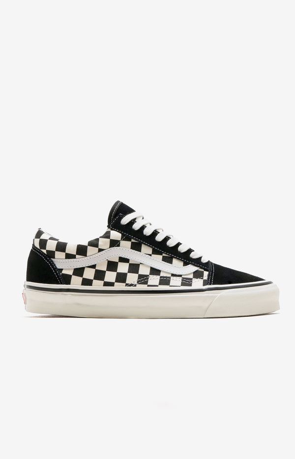 Sneaker Old Skool 36 DX Black/CheckVans - Anita Hass