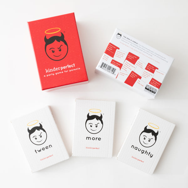 The Complete KinderPerfect Party Cards Set - 65% OFF SALE!