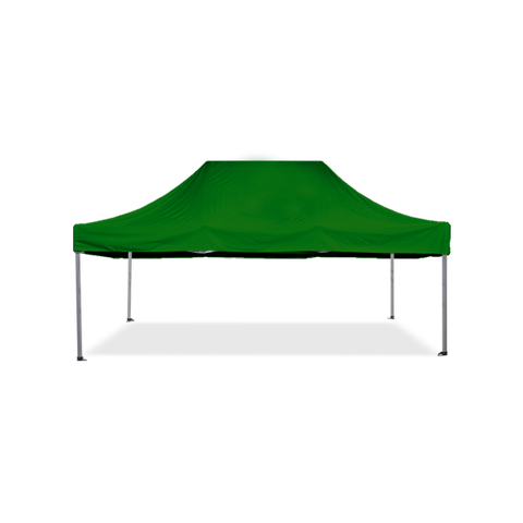 15' x 10' - Solid Color Tent Top