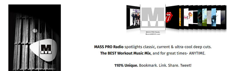 New Podcast, MASS PRO MUSCLE MEDIA is LIVE!