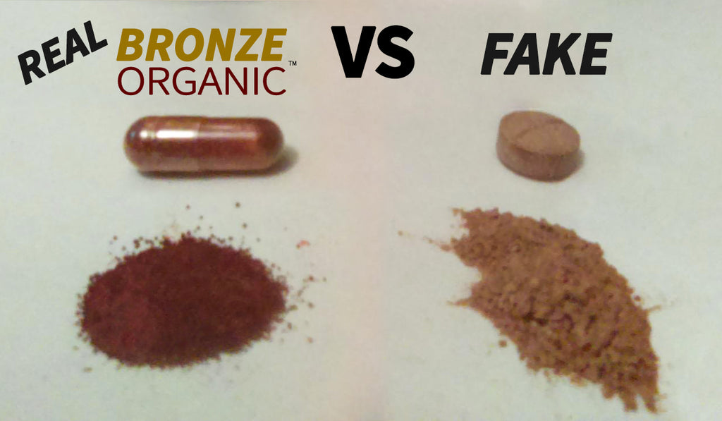BRONZE ORGANIC: A Shocking Exposé...