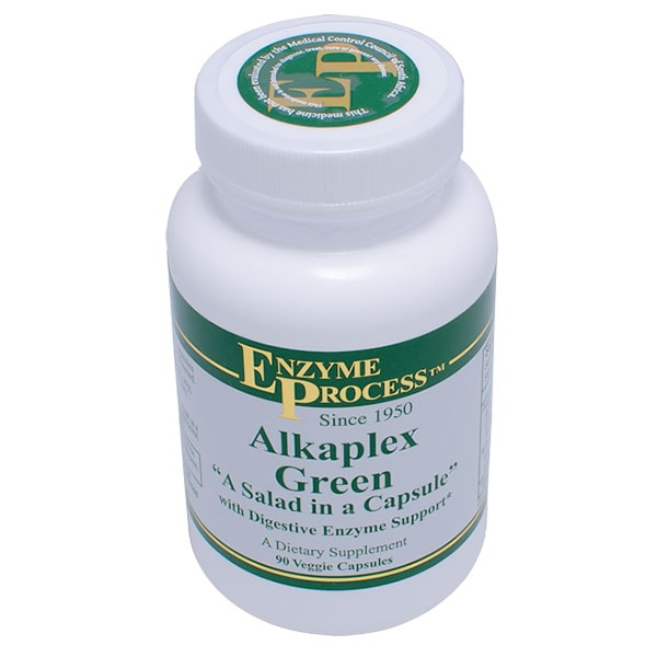 ALKAPLEX GREEN - 2,800 Active Enzymes, +pH, +Nitro
