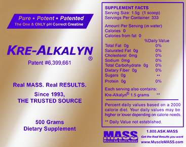KRE-ALKALYN Team - 1/2 Kilo (Years Supply)
