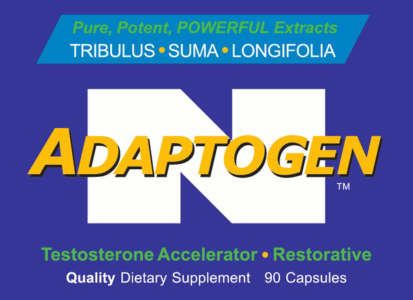 ADAPTOGEN N - Pure, Potent, POWERFUL.
