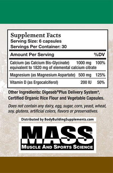 Ultra CAL/MAG (205x better absorbed) - 35% Off MSRP!