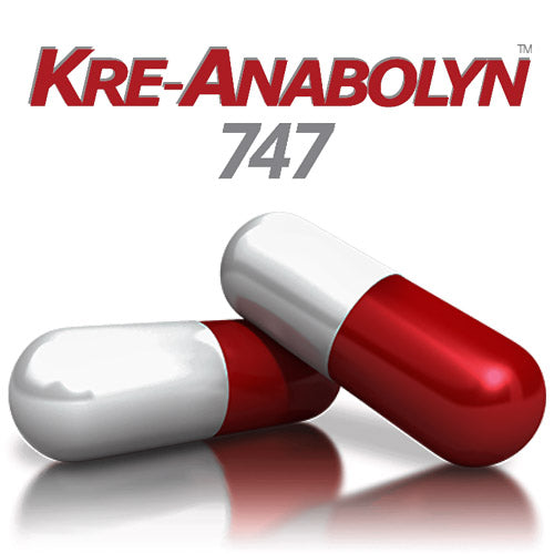 KRE-ANABOLYN 747 - Ultimate Muscle Builder
