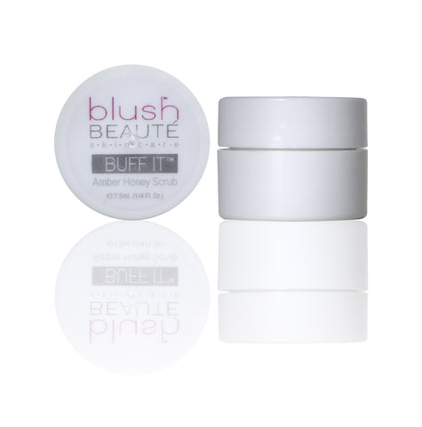 Buff It™ Exfoliating Honey Lip Scrub