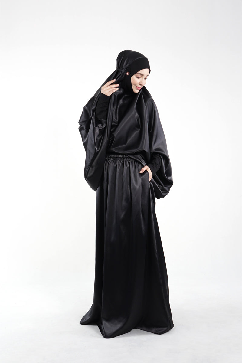 By Modest Mecca - Ebony Telekung